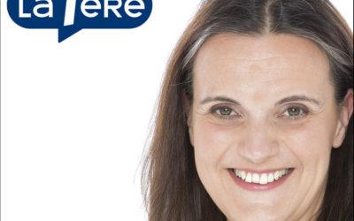 Interview dans l'émission RTBf Tendances Première avec Véronique Thyberghien